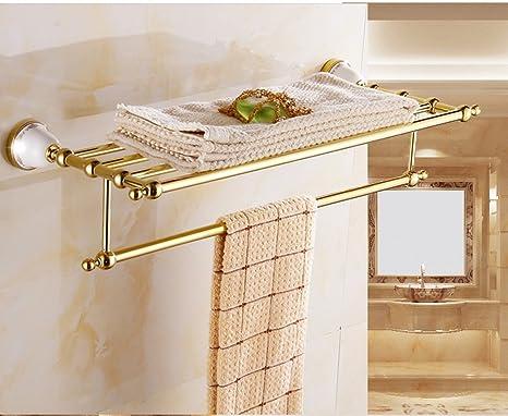 Toallero Perchero de baño montado en la Pared - Colgante de ...