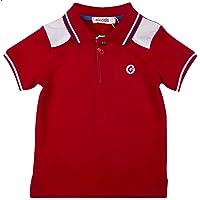 قميص بولو بسوستة واكمام قصيرة للاولاد من جيجلز