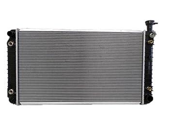 Radiador - Pacífico mejor Inc 1706 93 - 96 Chevrolet GMC Van ...