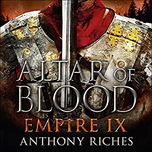 Altar of Blood Audiobook
