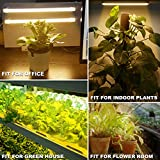 Mosthink LED Plant Grow Light Strips Full Spectrum