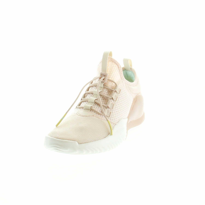 Tamaris Zapatos de Cordones de Tela Para Mujer 39 EU|Rosa
