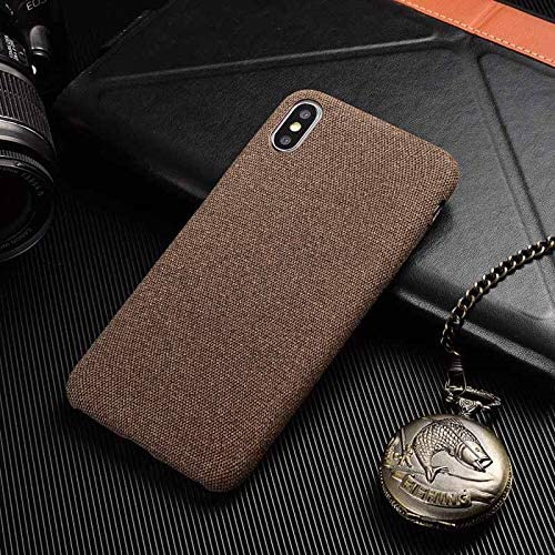 Muvit For Change Coque écoresponsable Coton pour iPhone 11