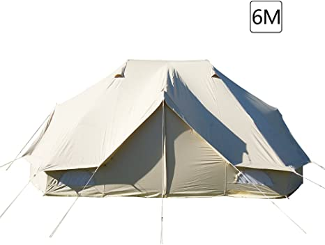 extra large bell tent