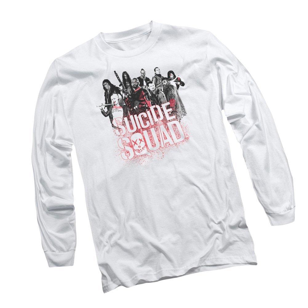 Squad Splatter Suicide Squad 4296 Shirts