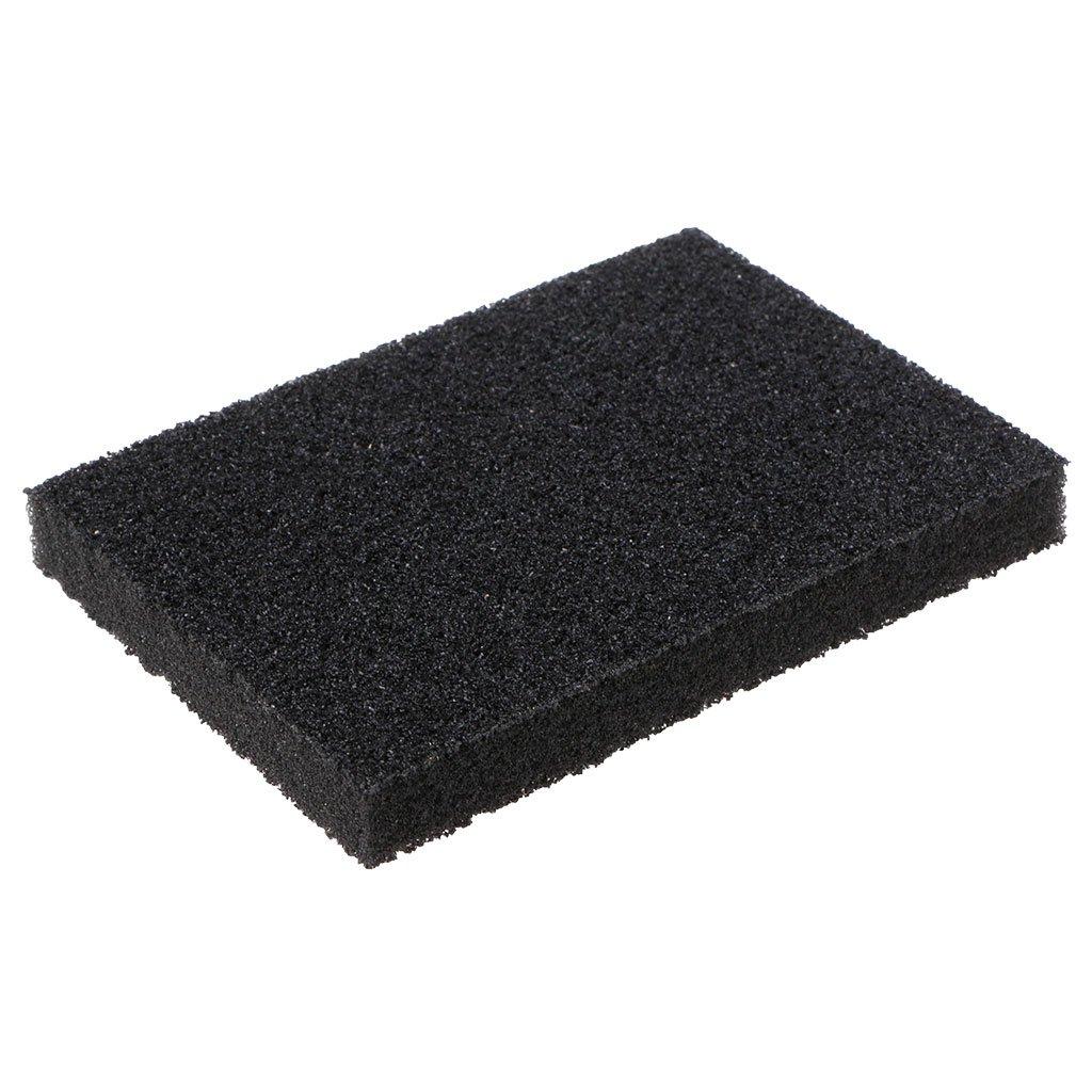 Baiyao Nano Emery Magic Sand Cleaning Brush Sponge Sand Sponge Rub Pot Rust Focal Stains Removing Tool Wet and Dry Sanding Sponge Blocks Double Sided Denibbing Pads High Density Sponge with Nano Emery