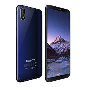 CUBOT J3 Dual SIM Smartphone 12,63 cm (5 Pulgadas) Full-Wide VGA TN Touch Display, 16 GB de Memoria Interna, Android...