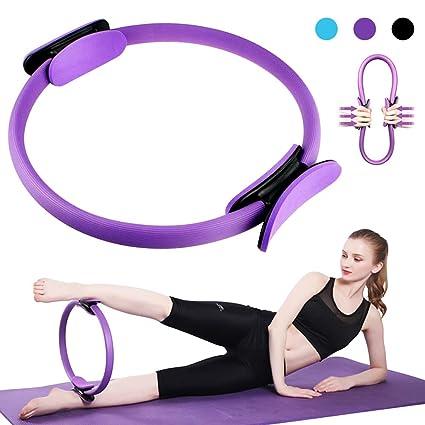 HINATAA Anillo de Pilates para Yoga, Resistencia a Pilates ...