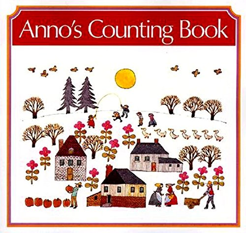Anno's Counting Book from Harpercollins