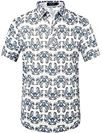 SSLR Men's Individual Printing Polo Shirt