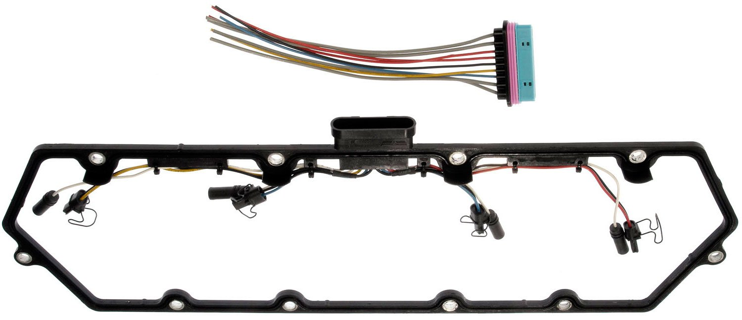 61dd67utDBL._SL1500_ f81z9d930ab updated wire harness 7 3 powerstroke valve cover  at mifinder.co
