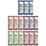 Kill Cliff Electrolyte Recovery Drink, Variety Pack, All 5 Flavors Includes Blood Orange, Lemon Lime, Pomegranate Punch, Wild Raspberry Blueberry, Blackberry Lemonade, 15 x 12 Fluid Ounce