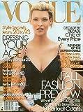 Vogue August 2006 - Linda Evangelista