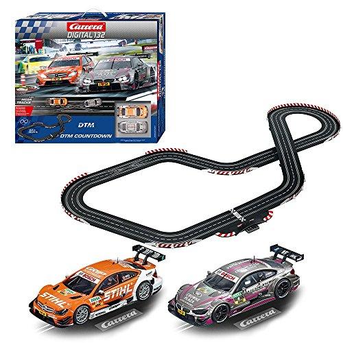 Carrera Digital 132 - DTM Countdown Race Track
