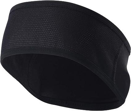 Black TOP HEADWEAR Fleece Ear Muffs