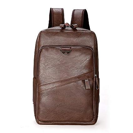 TBLYBB Mochilas Mochilas Casuales de Negocios para Hombres Bolso de Viaje Escolar Bolsos de Hombro de