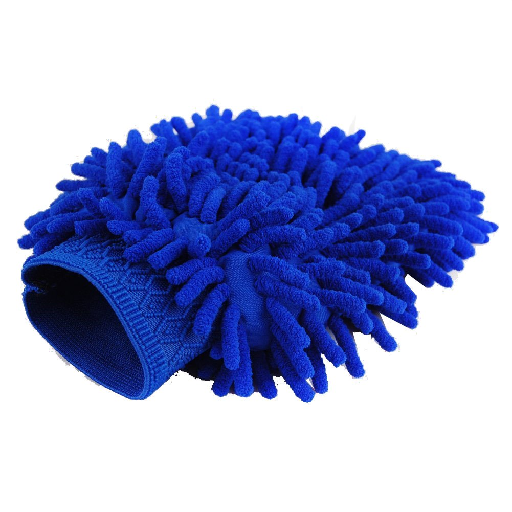 Premium Mikrofaser verkratzt ultrasoftes Auto Waschhandschuh/Schrubber reinigen Handschuhe, höchste Dichte, Super Saugfähig