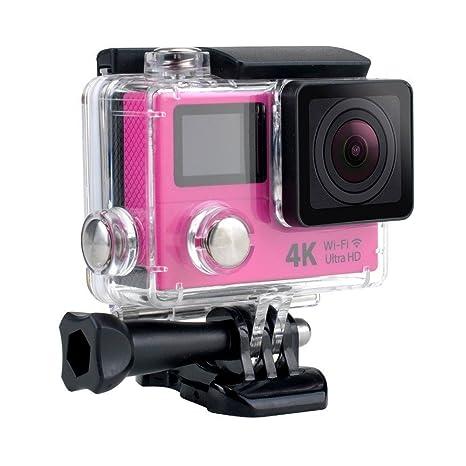Alta Definición ProCam R4 acción Deportes cámara – impermeable 12 MP Ultra HD 4 K 1080P