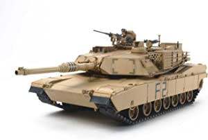 Tamiya 32592 1/48 M1A2 Abrams Plastic Model Kit
