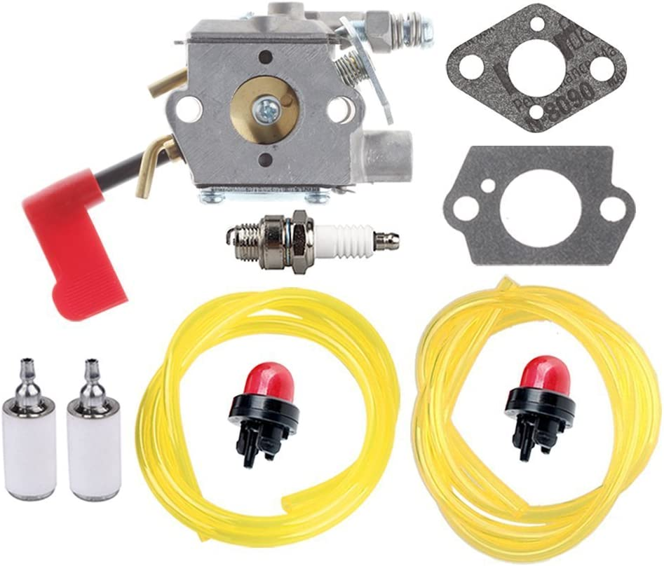 Fuel Line for Poulan PPB100 PPB200 PPB350 PP031 PP033 PP035 PP036 PP131 PP135 PP136 PP336 PP446T String Trimmer Panari 530071637 Carburetor