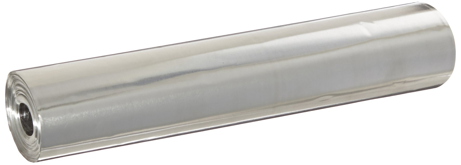 St Louis Crafts 36 Gauge Aluminum Metal Foil Roll, 12 Inches x 50 Feet - 567280