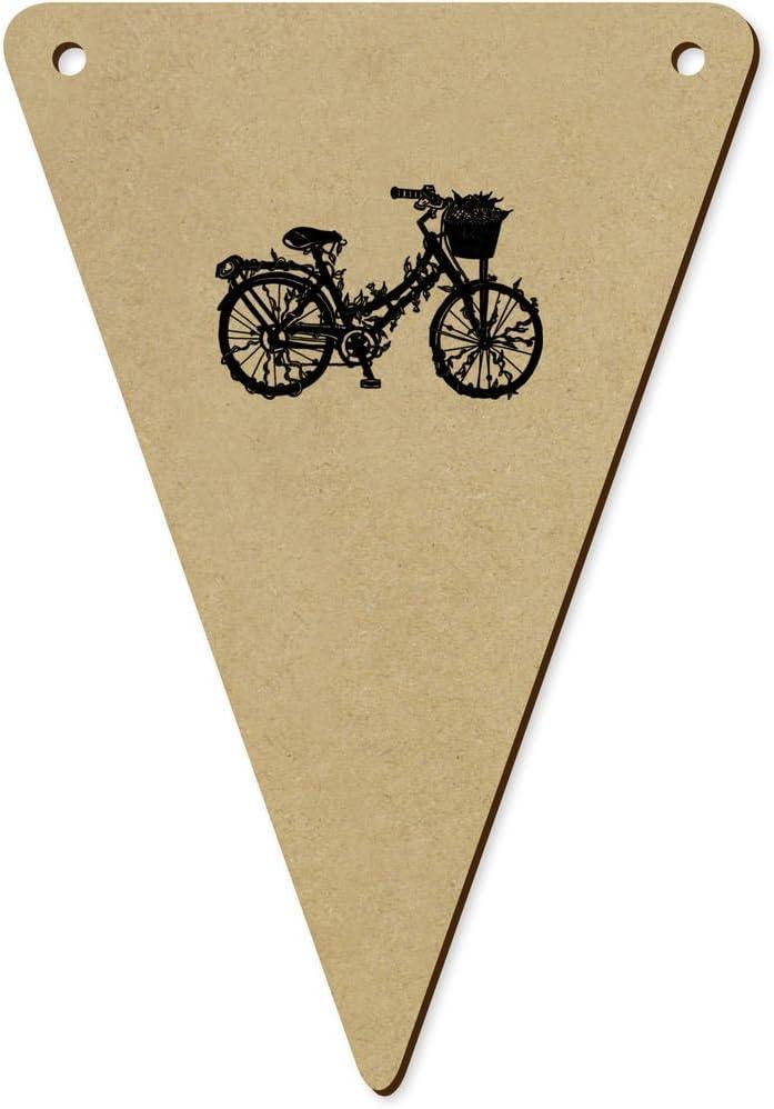 5 x 140mm Bicicleta con Vides Banderines / Banderas (BN00022058 ...