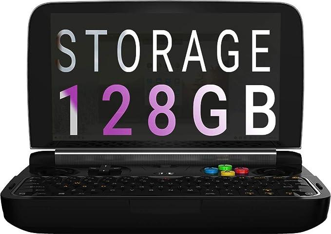 Gpd Win 2 December Hw Update Portable Laptop Computer With Touchscreen Intel Processor 8gb Ram 128gb M 2 Ssd Wi Fi Win2 128gb Computers Accessories Amazon Com