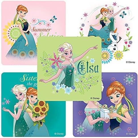 fun Disney Frozen Fever 700 Sticker Pack Movie Elsa Fever Anna Sheets Crafts