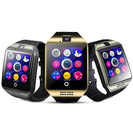 2016 Nouvelle Q18 Smart Montre Téléphone Bluetooth Montre