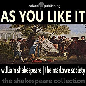 As You Like It Audiobook