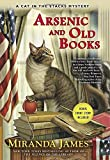Arsenic and Old Books (Cat in the Stacks Mystery) by Miranda James (2015-01-27) by  Miranda James in stock, buy online here