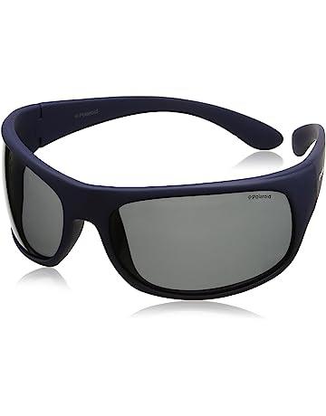 Polaroid 7886 - Gafas de sol rectangulares unisex 74c64722b439