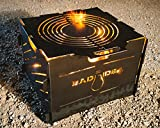 Blaze Burn Cage Portable Fire Pit Camp Stove