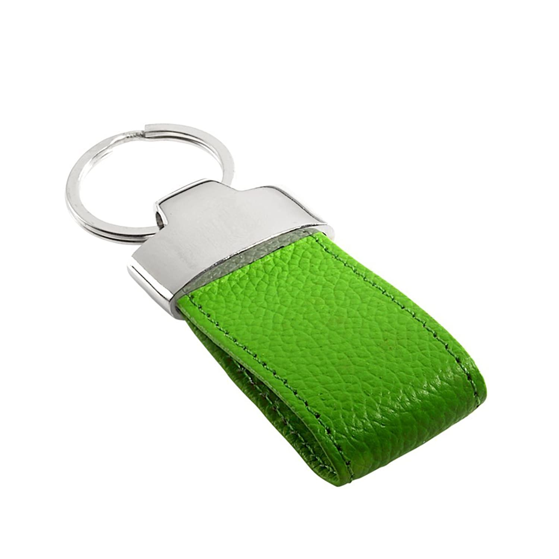 Hidepark Women's Leather Keychain