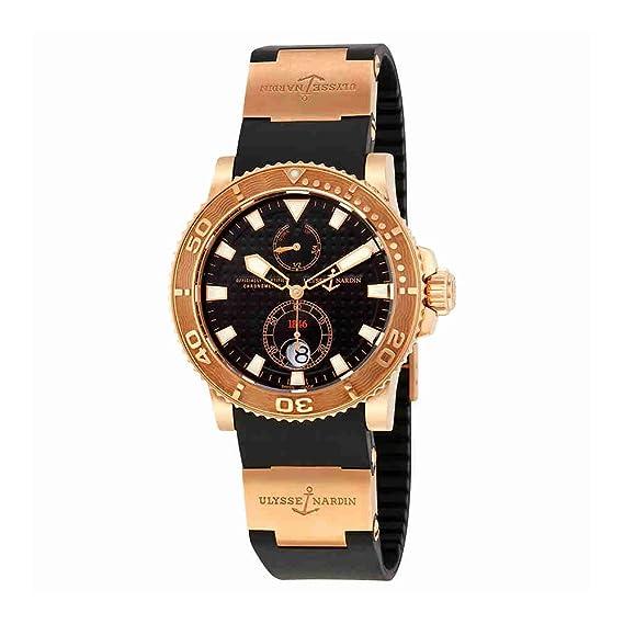 Ulysse Nardin 266-33-3A/92 - Reloj de pulsera hombre