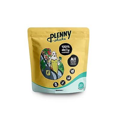 Batido Saciante Plenny Shake, 5 Comidas de 400 Kcal Jimmy Joy ...