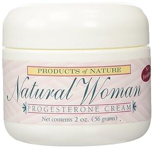 NATURAL WOMAN PRO PROGESTERONE CREAM, 2 Ounce