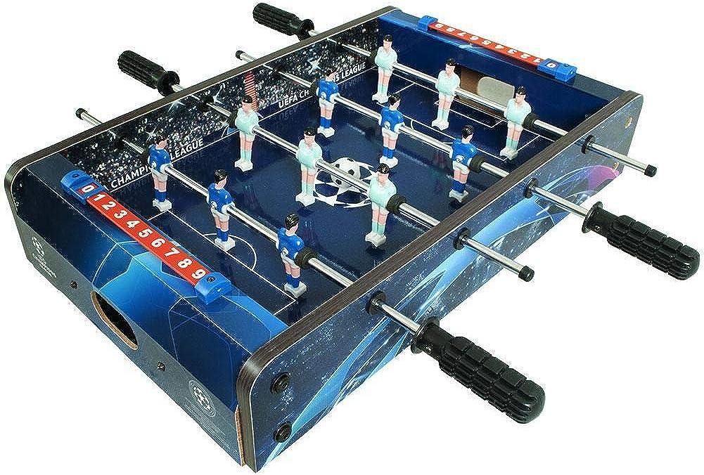 UEFA Champions League - Juego de Mesa de fútbol (50,8 cm): Amazon ...