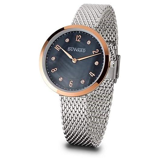 Reloj Duward Mujer LadyWoman D25110.86 [AC0081] - Modelo: D25110.86: Amazon.es: Relojes