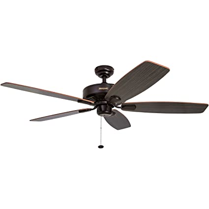 Amazon honeywell sutton 52 inch ceiling fan energy star honeywell sutton 52 inch ceiling fan energy star certified five reversible cimarron aloadofball Image collections
