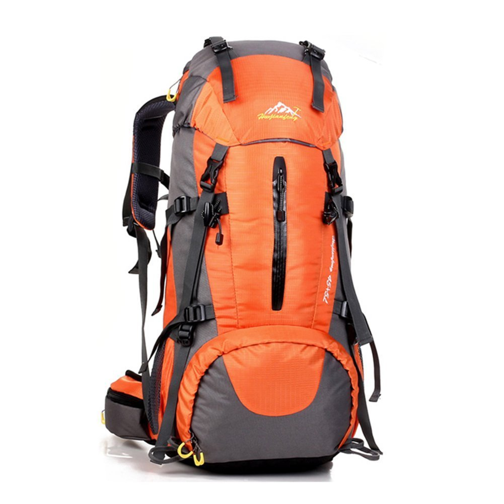 COUTUDI 50L Durable Unisex Hiking Backpack Venture Travel Outdoor ... aeec582661e69