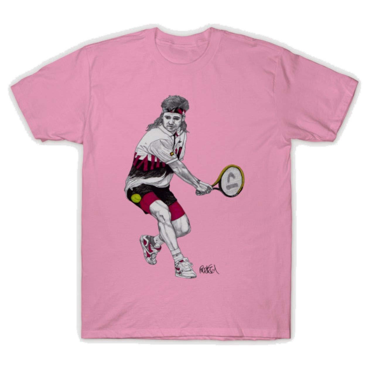 Amazon.com: Camiseta para hombre con diseño gráfico de Andre ...