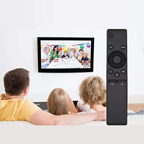MYHGRC Nuevo reemplazo BN59-01259B Control Remoto Adecuado para Samsung 4K TV UE40K6300 UE40KU6000 UE40KU6400 UE50KU6000K UE55K5607 UE55K6300 UE65KU6000 UE65KU6400 UE65KU6400U UE65KU6500: Amazon.es: Electrónica