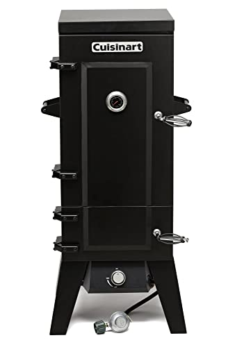 Cuisinart COS-244 Vertical 36 - best gas smoker