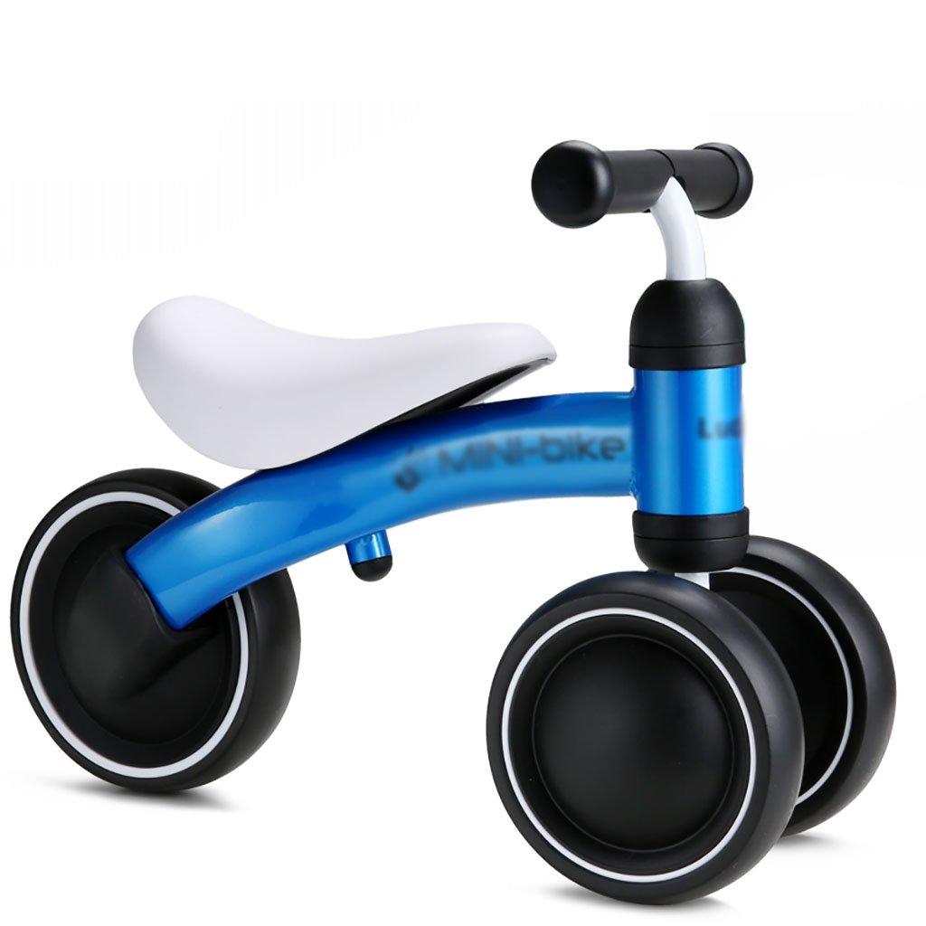 ベビーカー/子供用サイクリング/13歳の金属玩具3ラウンド子供用自転車/ベビー用チェーンなしスケート自転車 (色 : D) B07DV7FYKS D D
