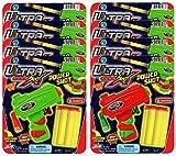JA-RU Ultra Foam Shot Power Party Favor Bundle Pack