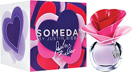 SOMEDAY by JUSTIN BIEBER Eau de Parfum