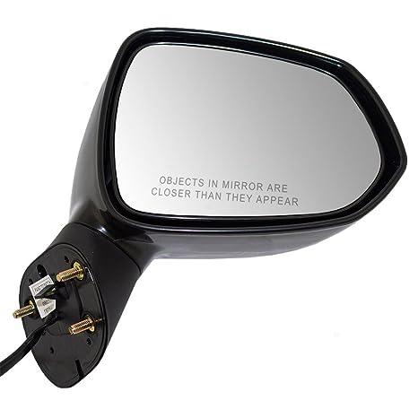 New Passenger Side Mirror For Honda Honda Fit 2007-2008 HO1321235