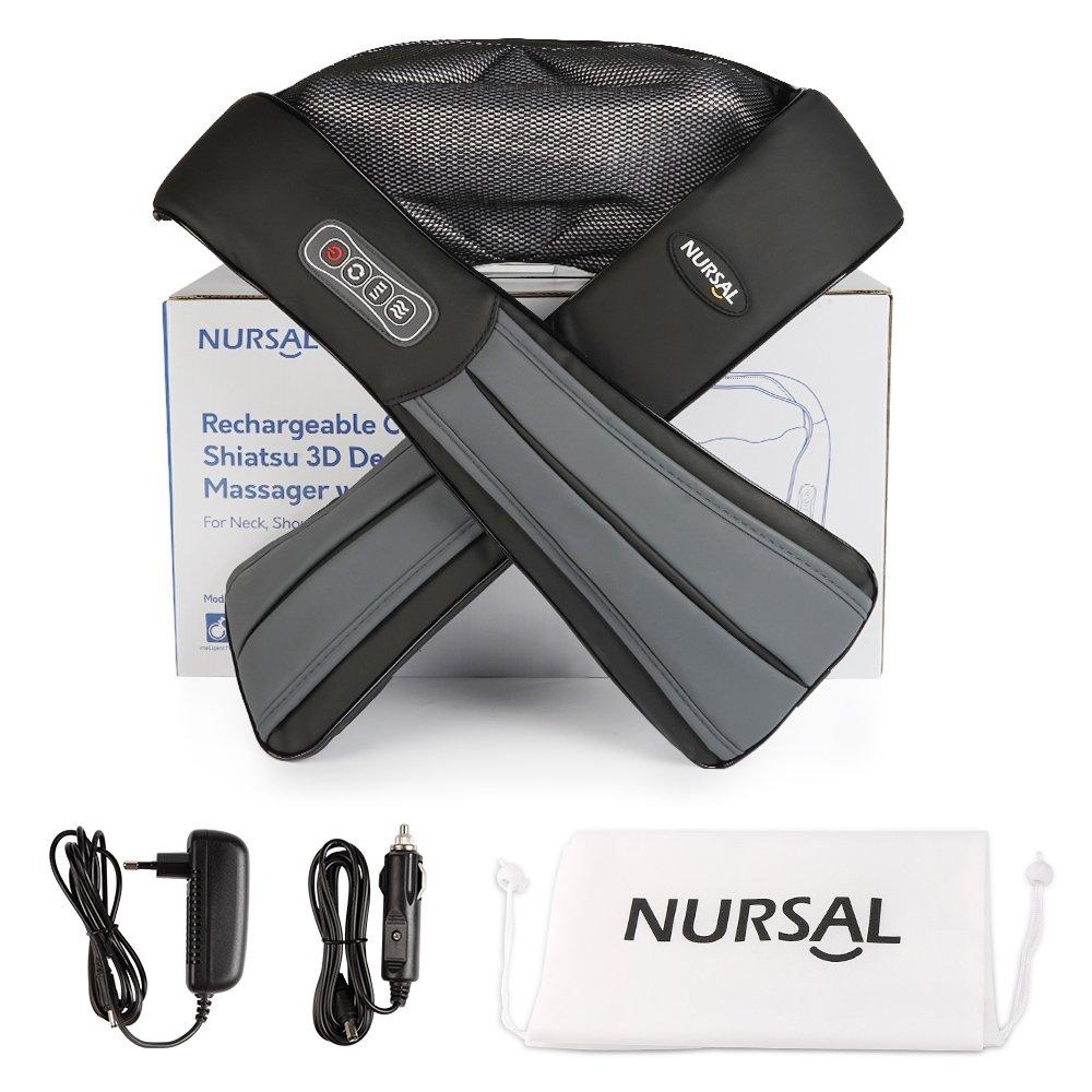 Masajeador de espalda shiatsu Nursal