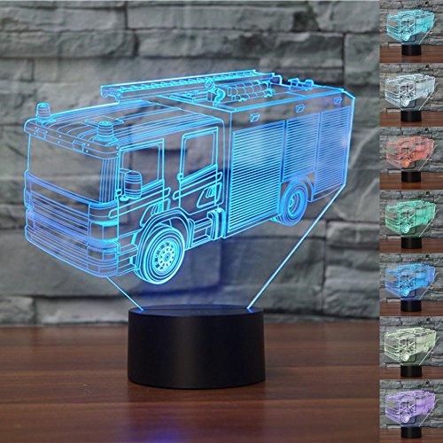 ice cream truck lights - 5
